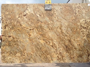 Golden Crystal Granite Stone Countertops Plano Frisco McKinney Allen Fairview Texas