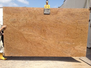 Madura Gold Granite Stone Countertops Plano Frisco McKinney Allen Fairview Texas