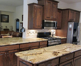 Stone Cutters - Custom Granite Stone Countertops Natural Stone Kitchen Countertop Nature Stone Bathroom Countertop Allen Frisco Plano Richardson Texas
